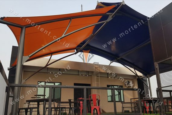 canopy membrane rooftop