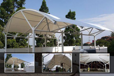 Membrane Canopy Bandung