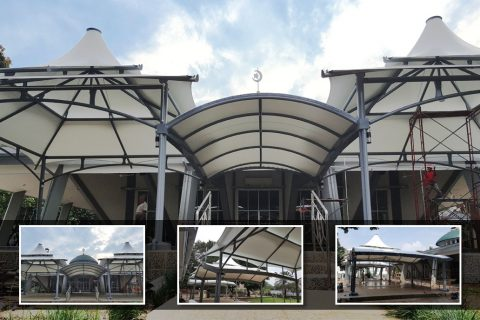 Masjid Muqarrabin Waringin Permai Jakarta