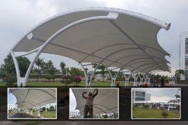 PLTU Indramayu | Parkir Mobil