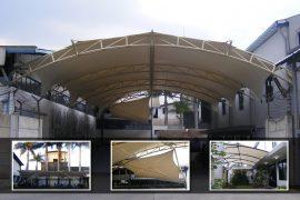 Pabrik PT. Samatex Jawa Barat