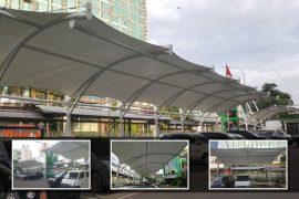 Pegadaian Kanwill VIII Jakarta | Parkir Mobil