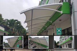 Pegadaian Kanwil VIII Jakarta | Parkir Motor