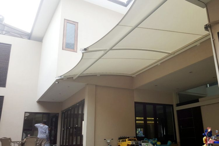 Residential Canopies (carport, teras,etc)