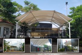 DPRD Kota Bandung | Masjid & Parkir Area