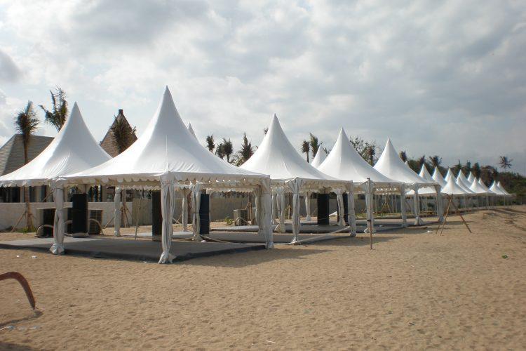 tenda pesta (sarnafil)