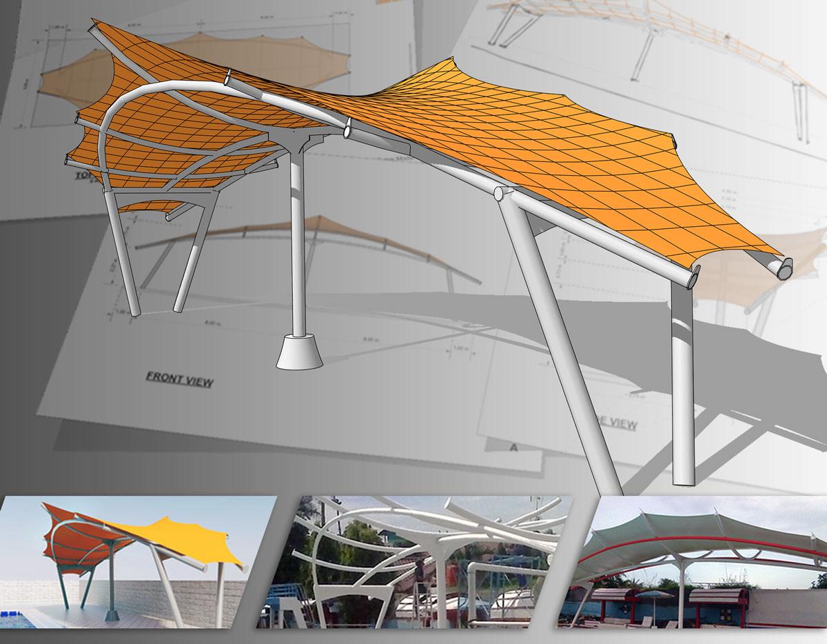 design membrane canopy