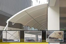 Bank Mandiri Taspen – Jakarta | Parkir Mobil