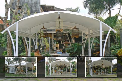 Residential Canopies Bandung 2