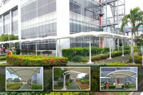 PLTU Indramayu Walkway