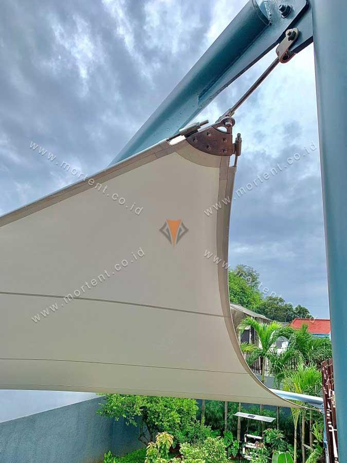 canopy membrane aksesoris